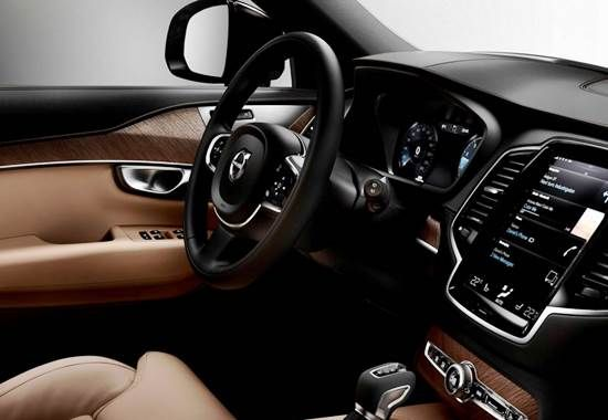 2016 Volvo XC90 Design Interior