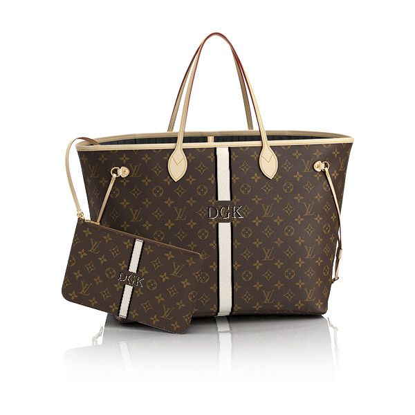 Les collections de Louis Vuitton : Neverfull GM Mon Monogram ($335) ❤ liked on Polyvore featuring beauty products, fragrance, louis vuitton, louis vuitton fragrance and louis vuitton perfume