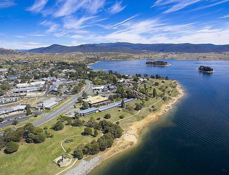 Sooooo much more than you think. Jindabyne and those beautiful mountains. Yum!!!! Repost @frosted_media  A town a lake and two islands.    #lakejindabyne #lake #jindabyne #snowymountains #NSW #Australia #town #twoislands #DJI #Phantom3Standard #Raw #explore #aerialshots #upabove #dronephotography #drones #skypixel #artofvisuals #aov #agameoftones #moodygrams #MG5K #MoodyPorts #visualsoflife #visulambassadors #ig_mood #apexcaptures