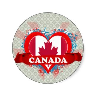 15 best images about made in canada stickers on pinterest for Craft stores in canada