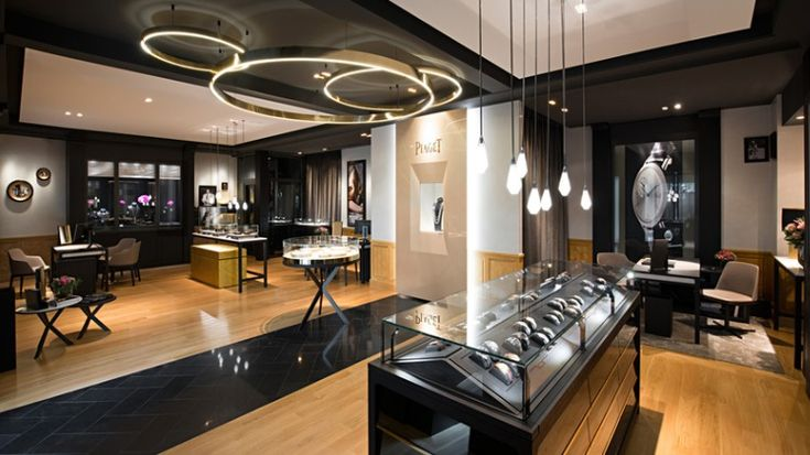 62 best images about watch interior design shop on for Jewelry stores in geneva switzerland