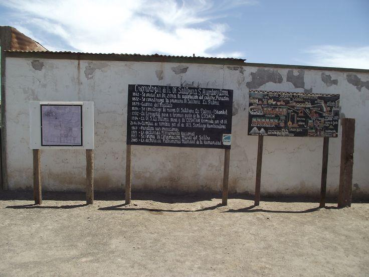 Ex Salitrera Santiago Humberstone, comuna de Pozo Almonte