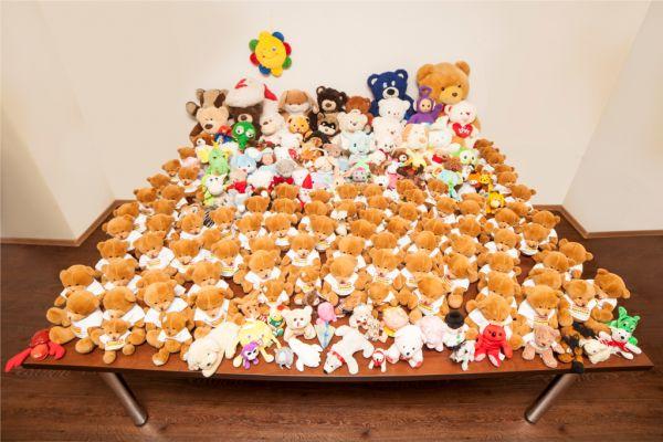 Teddy Bear Toss w Oświęcimiu - pomagamy!