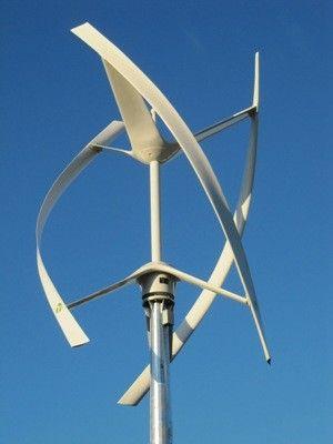 Uge Vertical Turbine 4000 W Super Quiet 24 000 Self