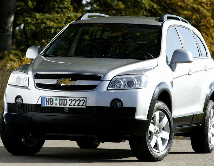Chevrolet Captiva review - http://autotras.com