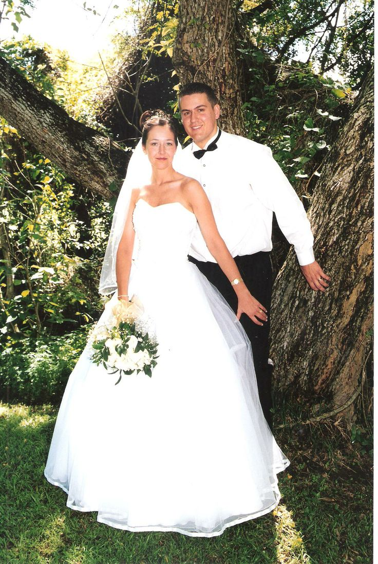 Fully beaded A-line 2pcs Ball gown wedding gown