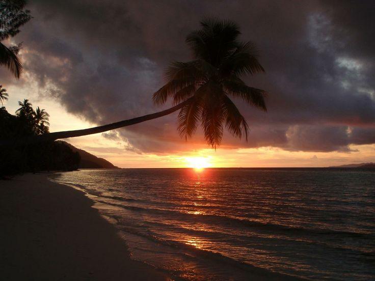 Sunset Raja Ampat