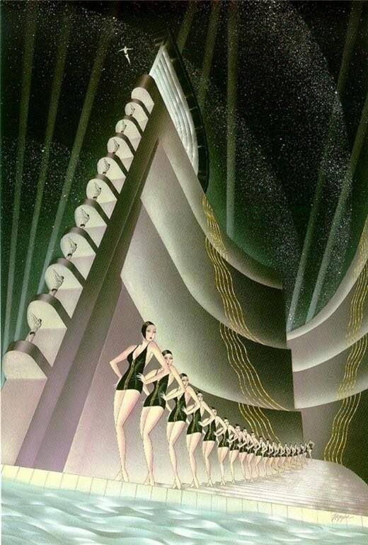 72 best art deco inspirations images on pinterest art for Arts et decoration abonnement