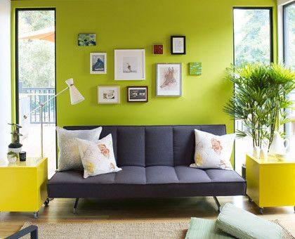 1000 Ideas About Green Accent Walls On Pinterest