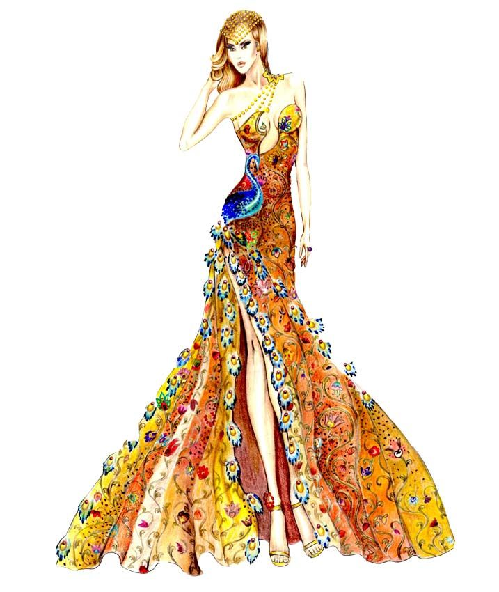 Famoso Oltre 25 fantastiche idee su Abito pavone su Pinterest   Costumi  AD73