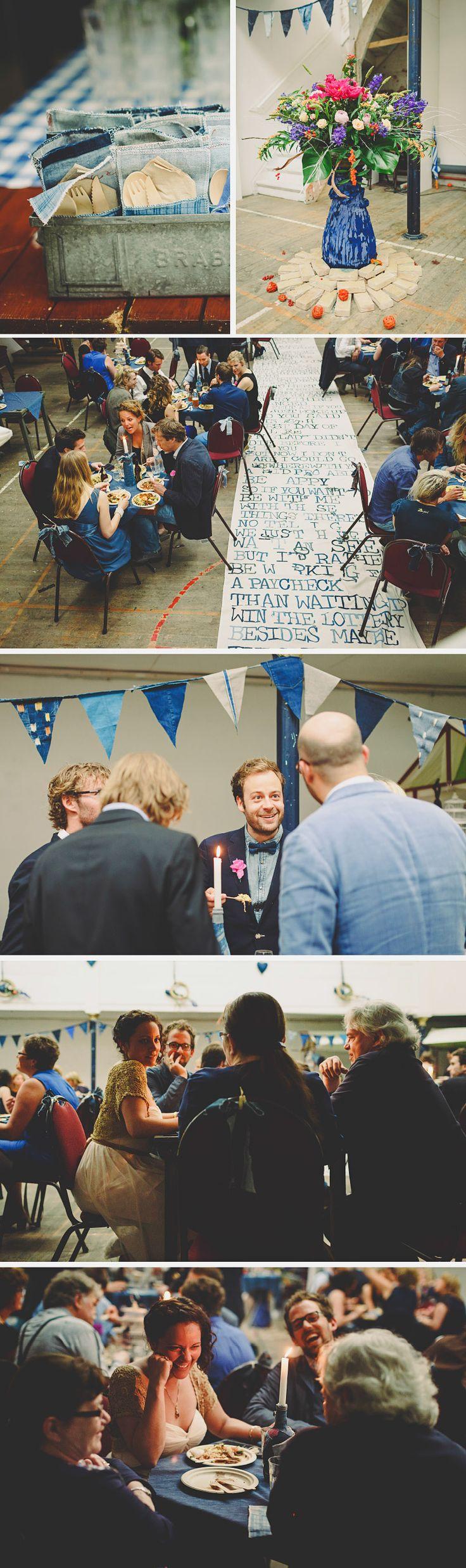 Denim bruiloft Yes I Do wedding Amsterdam 10
