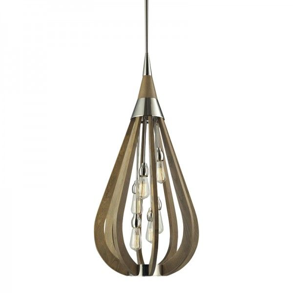 Wood Handwork Pendant Lights | Newest and Biggest Bonito Pendant Light