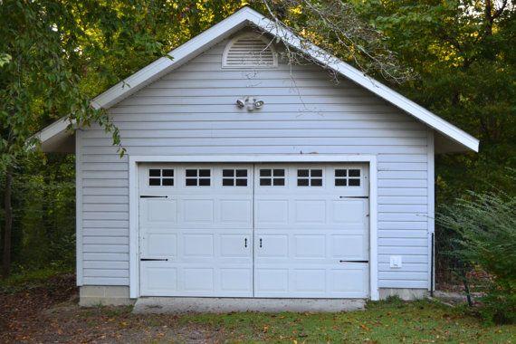 25 best garage ideas images on pinterest garage storage for Dress up your garage door