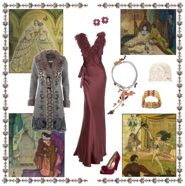 """Opera """"Stella (Les Contes d'Hoffmann)"""" by nyc14kgold ❤ liked on Polyvore"""