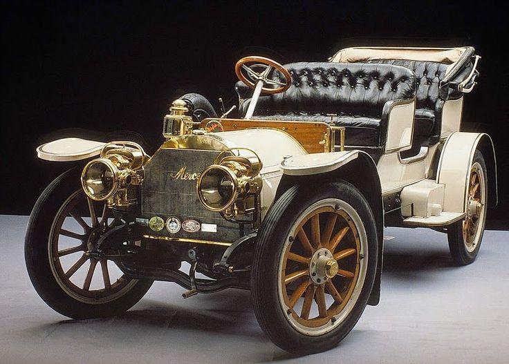1904 Mercedes-Simplex 28/32 PS Tourenwagen, 1904.