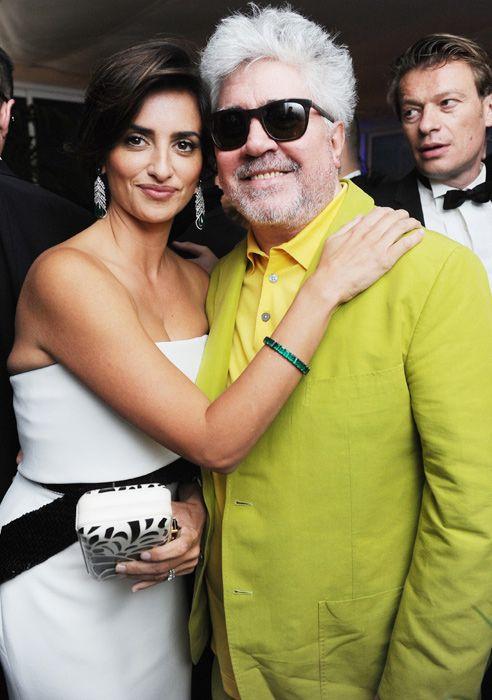 Penélope Cruz, Paz Vega, Pedro Almodóvar... se van de fiesta en Cannes 2014