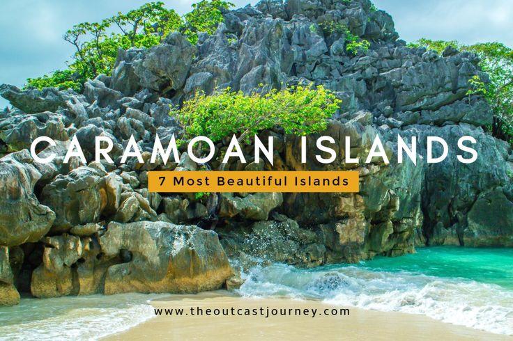 7 Most Beautiful Caramoan Islands That You Should Visit:http://www.theoutcastjourney.com/7-beautiful-caramoan-islands/