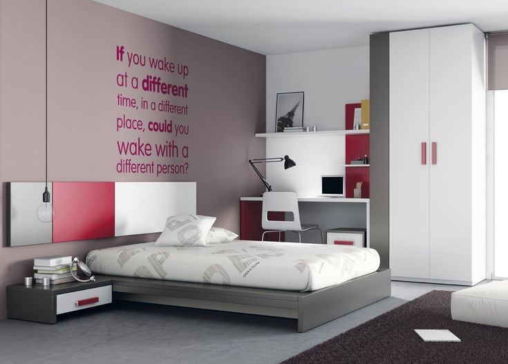 57 best mueble juvenil images on pinterest youth rooms for Mueble joven