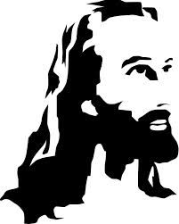 black and white jesus pictures - Google Search