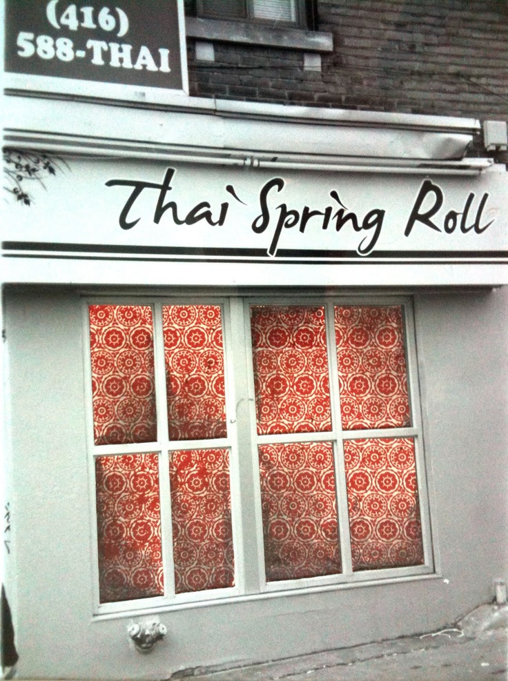 Thai Spring Roll - 2010, 8''x10'', Mixed Media (black and white silver print, pencil sketching and pre-printed paper juxtaposition)