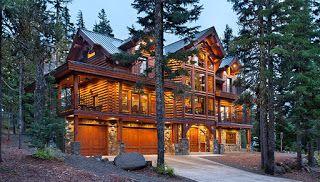Лучший дом блог компании: Строителство на дървени къщи в България.
