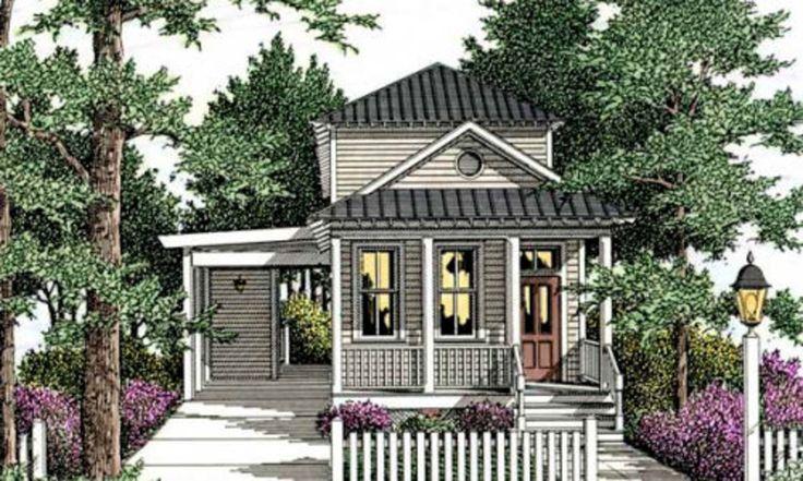 Plan #406-258 - Houseplans.com