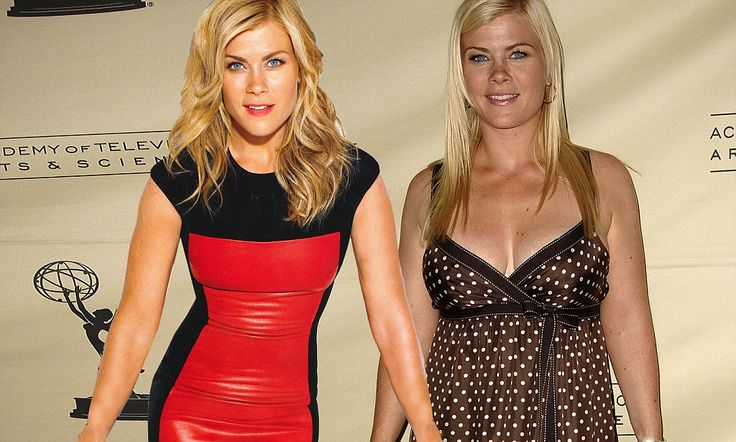 Alison Sweeney Before and After | Alison Sweeney reveals her top tips for finding body-confidence ...
