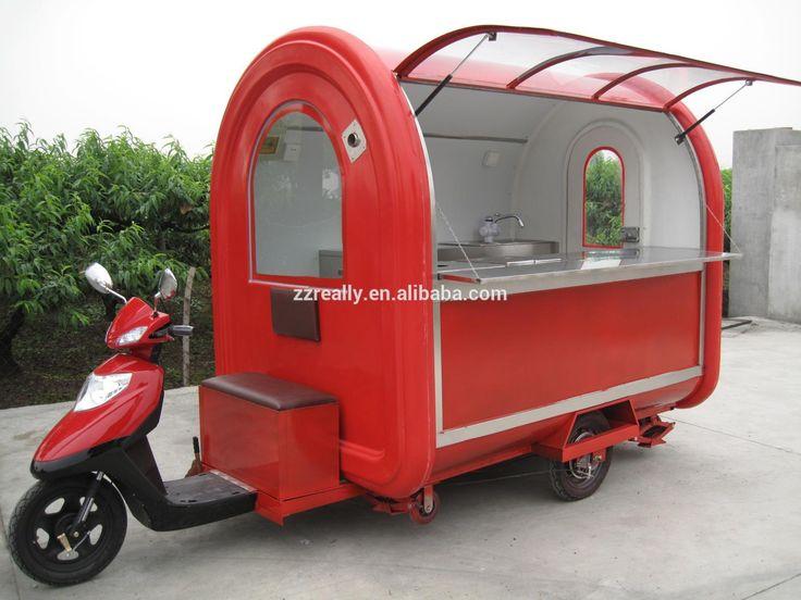 Electric Food Truck,Hot Dog Carts,Tuk Tuk Food Car - Buy Hot Dog Carts,Street…