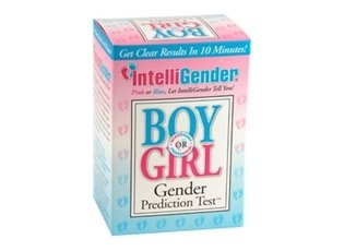 The IntelliGender Baby gender predictor test allows you to win by The Small T …   – Boys