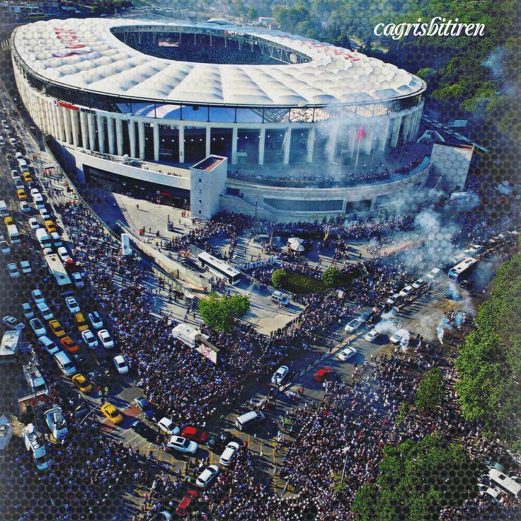 Dünyanın en güzel stadı Vodafone Arena Beşiktaş