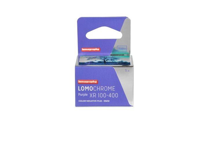 LomoChrome Purple XR 100-400 35mm Pack of 5 – Lomography Shop