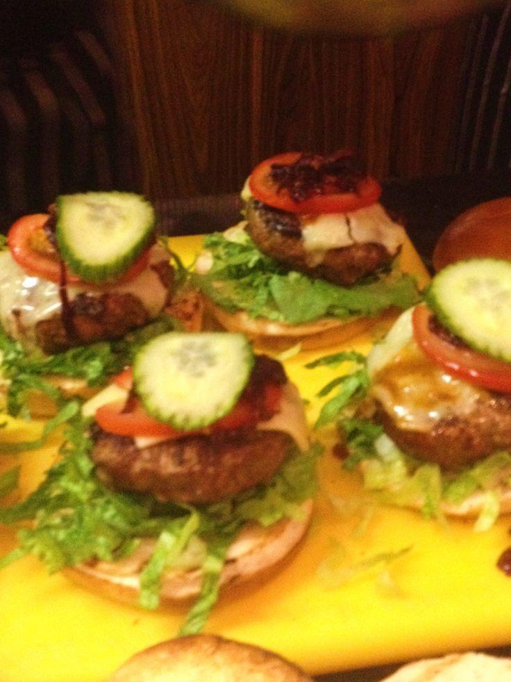 Burger & Beer tasting at Cinnamon Kitchen