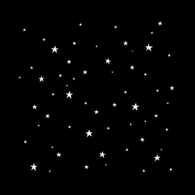 Tiny Stars Black Me And The Moon Artist Shop In 2021 Black Star Background Star Background Tiny Star