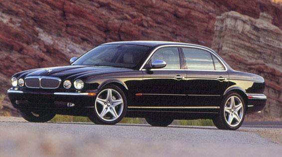 2005 Jaguar XJ8 Super V8.
