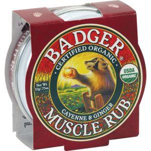Badger Muscle Rub 21g
