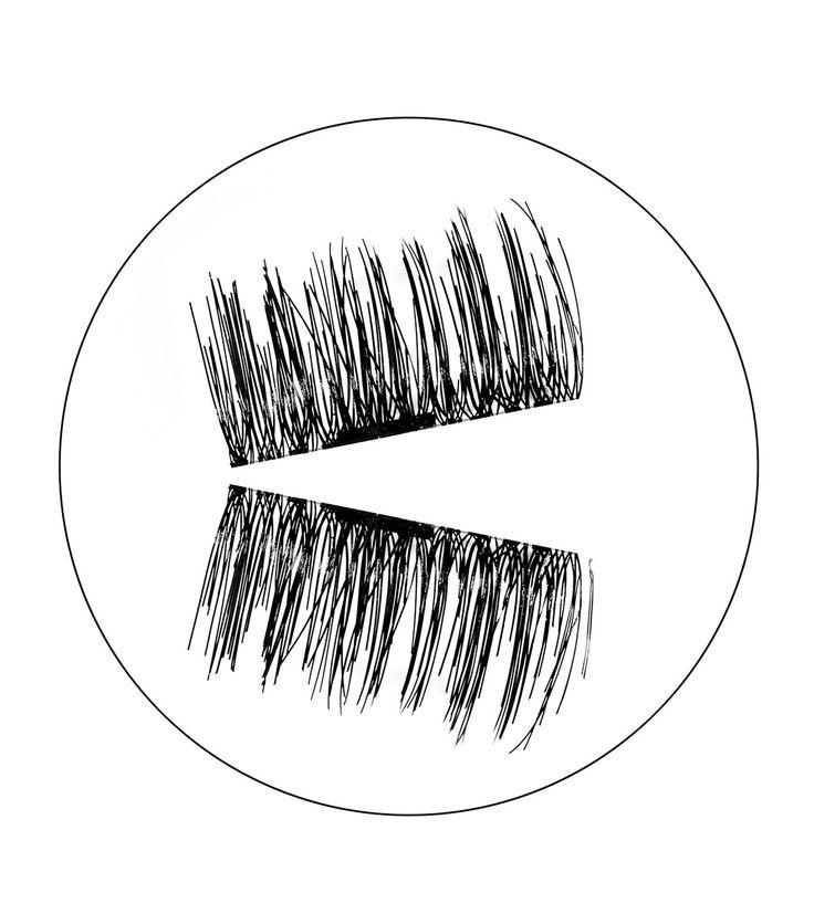 Faux cils magnétiques – Aurora - Faux cils - Yeux - MAQUILLAGE. Grand choix Faux cils, vernis a ongle et vernis semi permanent, maquillage et soin de visage pour femme et homme.