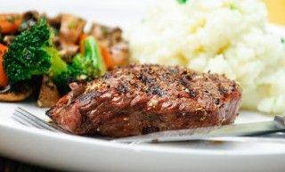 Marinade pour steak (BBQ)