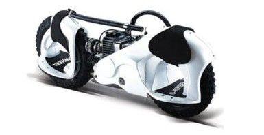 Wheelman 50cc Gas-Powered Skateboard