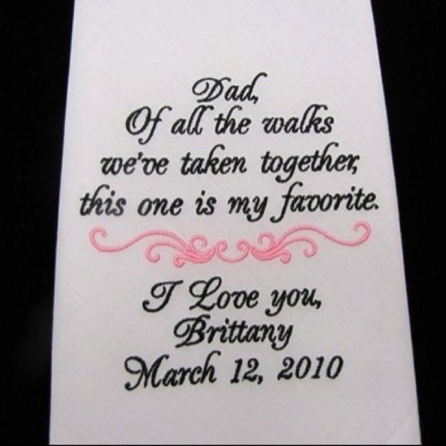 I love this: Gift, Sweet, Wedding Ideas, My Dad, The Bride, Dream Wedding, Dads