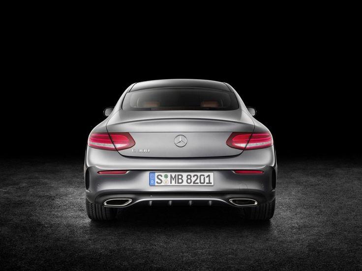 Mercedes-Benz :Le Coupé Classe C