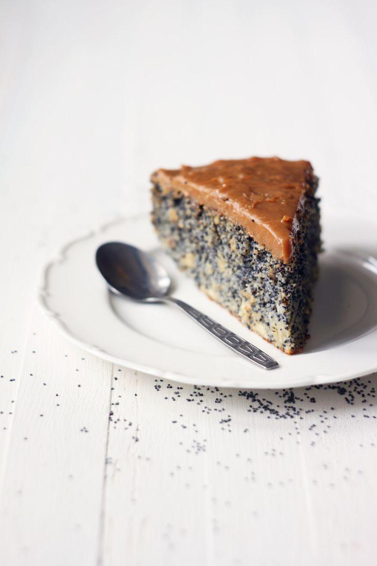 poppy seed cake: