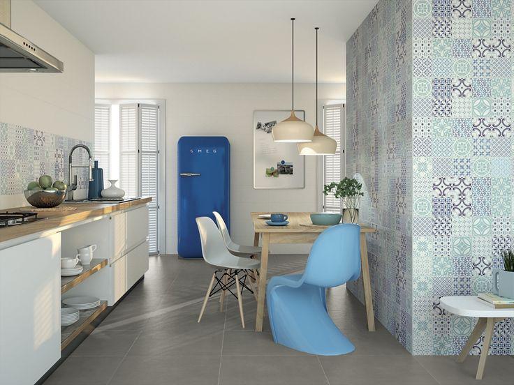 Les Meilleures Images Du Tableau Idée Déco Sur Pinterest Idee - Carrelage turquoise pour idees de deco de cuisine