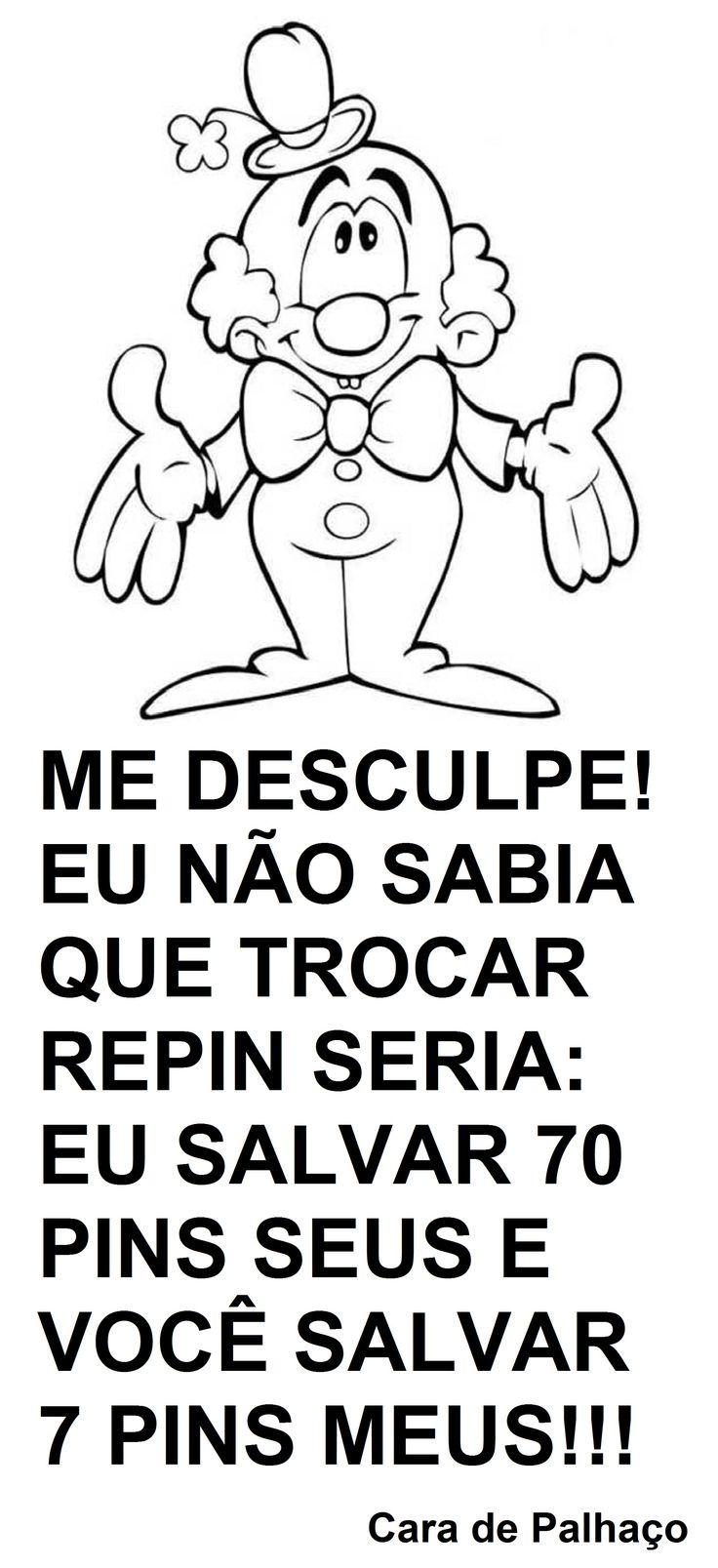 TIMBETA PALHAÇO kkk