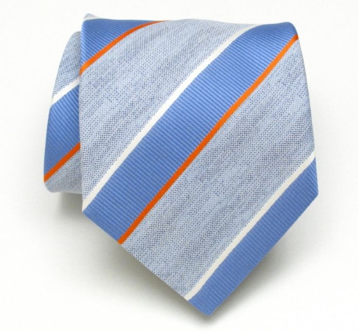Have a look at this!   Blue Contrast Orange Striped Silk Tie http://www.fashion4men.com.au/shop/tiesncuff/blue-contrast-orange-striped-silk-tie/ #4PlayLondon, #Blue, #Contrast, #Fashion, #Men, #Menfashion, #Mensaccessories, #Mensgoods, #Mensstyle, #MenswearTies, #Orange, #Silk, #Striped, #Tie, #Tiesncuff