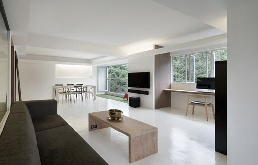 Inspirations the minimalist 5 room hdb flats the for Minimalist interior design definition