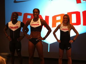 News: Nike and Athletics Canada unveil new uniforms for CanadaTrack And Field