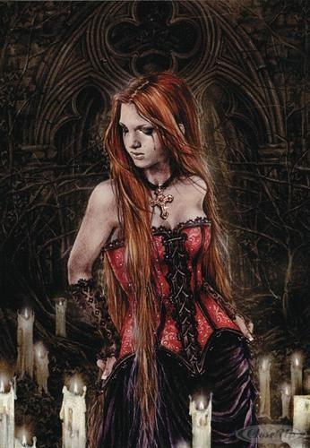 Best 25 vampire girls ideas only on pinterest vampire for Victoria frances facebook