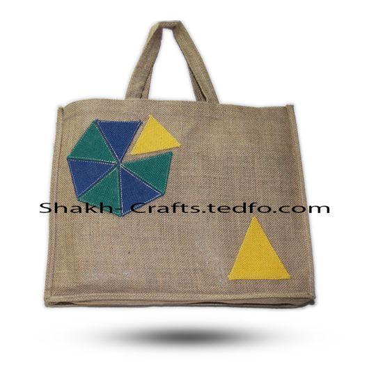 Jute Made Shopping Bag