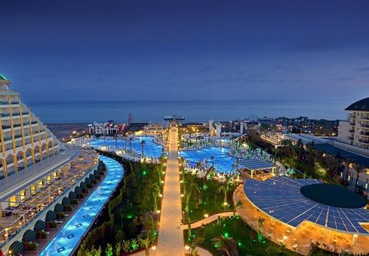 Delphin Imperial Lara Beach, Antalya
