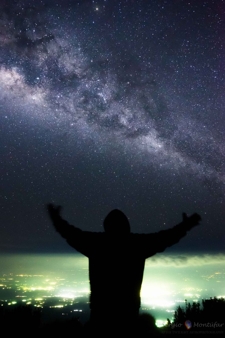 I touched the stars by Sergio  Montúfar on 500px